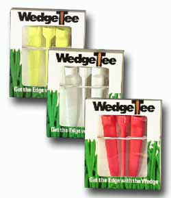 Wedge Tee,Golf Tees,Logo and Promotional Tee