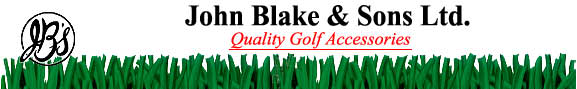 John Blake & Sons Ltd.,Quality Golf Accessories, including Golf Grips, Putter Grips, Golf ball Retrievers, Golf Tees, Promotional Golf Tees